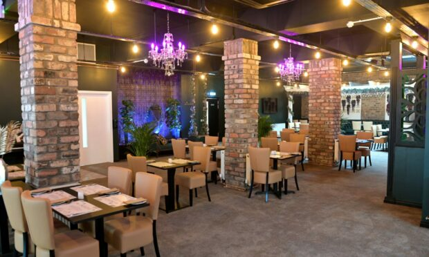 First look: See inside Inverness' new stylish Indian restaurant which serves up crispy garlic naan fries