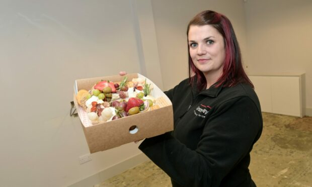 Inverness platter firm invests £20K in new premises which will increase production by 25%