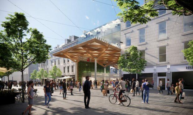 Autumn Budget 2021: Chancellor confirms millions for new Aberdeen market development