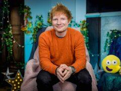 Ed Sheeran on CBeebies Bedtime Stories (BBC)