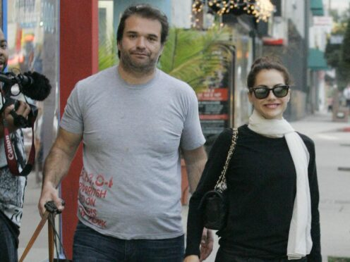A new HBO documentary will examine the mysterious death of Hollywood star Brittany Murphy and her relationship with her British husband Simon Monjack (HBO Max/PA)
