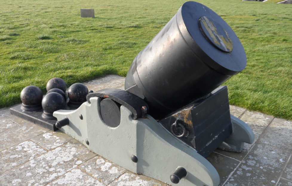 Fort George Mortar