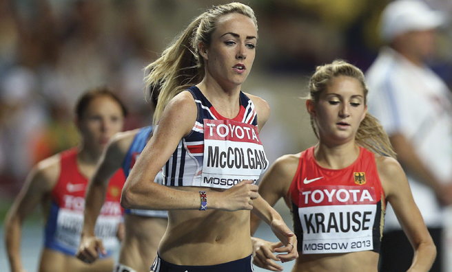 World Athletic Chapionships, 2013