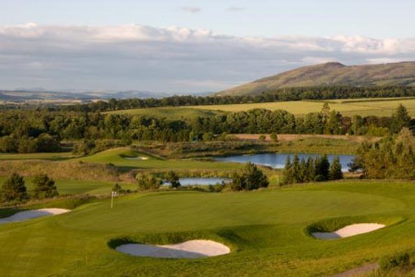The PGA Centenary Course where the Ryder Cup 2014 will be played