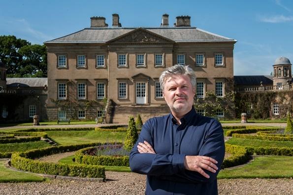 James MacMillan, Artistic Director of The Cumnock Tryst. Photo Richard Campbell