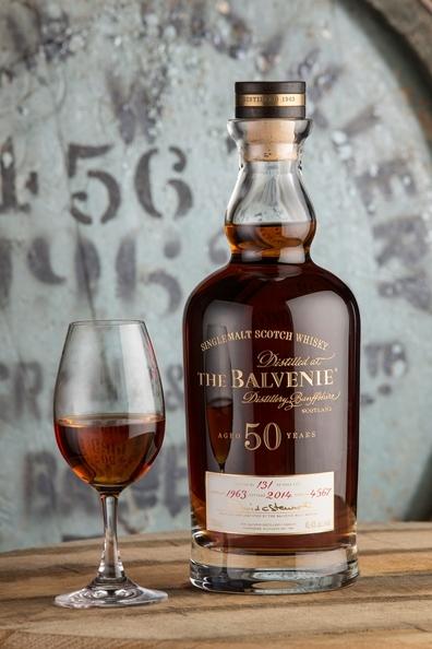 The Balvenie Fifty - Cask 4567