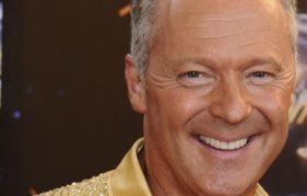 Rory Bremner - look out for him at The Ryder Cup