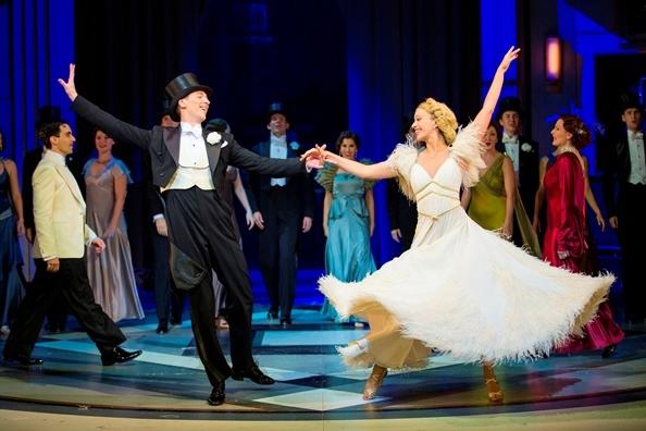 Top Hat comes to Edinburgh's Festival Theatre