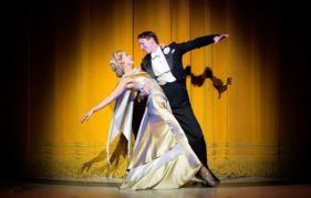 Top Hat comes to Edinburgh's Festival Theatre