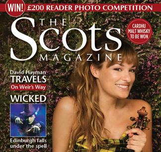 The Scots Magazine - November 2014