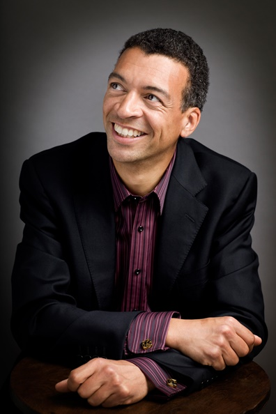 Roderick Williams, who is appearing at St Andrews Voices