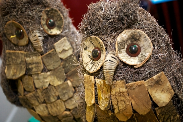 Look out for these woodland creatures at the Tweed Valley Forest Festival 2014