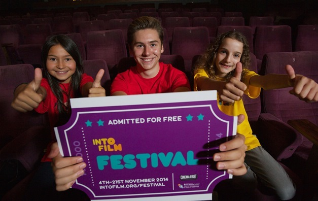 Into Film Festival. Photo copyright Sam Friedrich, Acumen Images