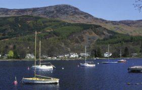 Stunning Loch Earn
