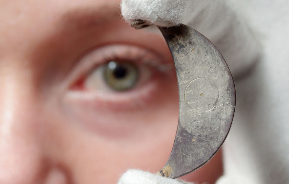 Late Roman Silver hoard at National Museums Scotland