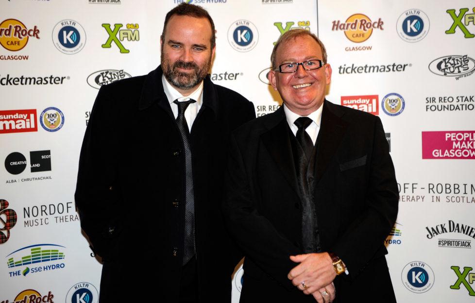 Still Game's Ford Kiernan and Greg Hemphill
