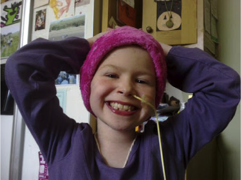 Verity before her tragic death in 2009