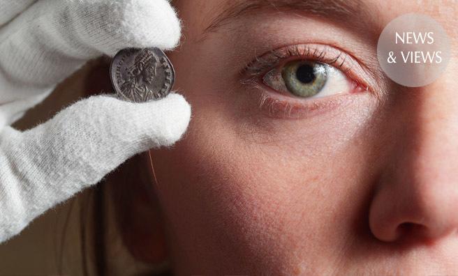 Roman silver discovery