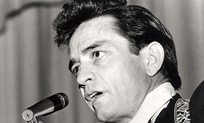 Johnny Cash is proud of his royal ancestry