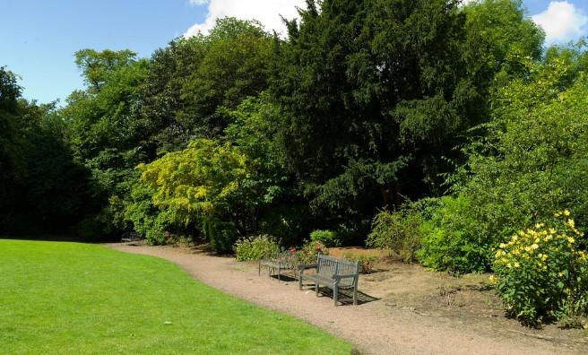 Queen Street Gardens. Photo by David Gray
