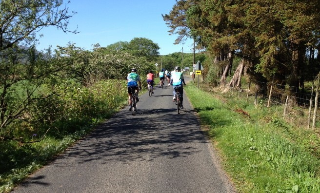 The SYHA Challenge feature 10 miles of running or walking and 34 miles of cycling