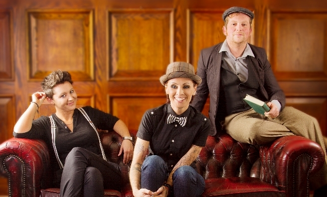 The Chaplins are performing at this year's Celtic Connections