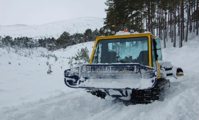 The Glenmore Cross Country Ski Machine