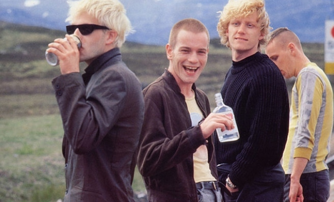 Trainspotting - On Our Top Ten Most Scottish Films