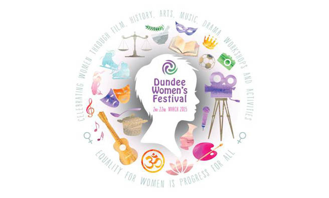 Dundee Woman's Festival celebrates women's culture and identity through a series of events and activities.