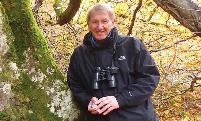 Jim Crumley Scottish Wildlife