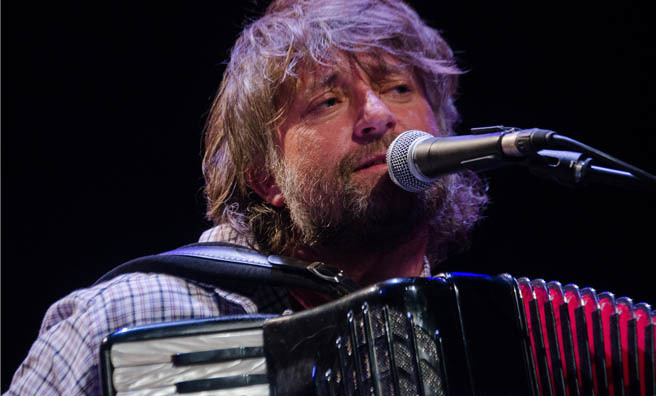 Catch King Creosote and friends at the Queen's Hall.
