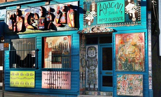 The Agacan Restaurant