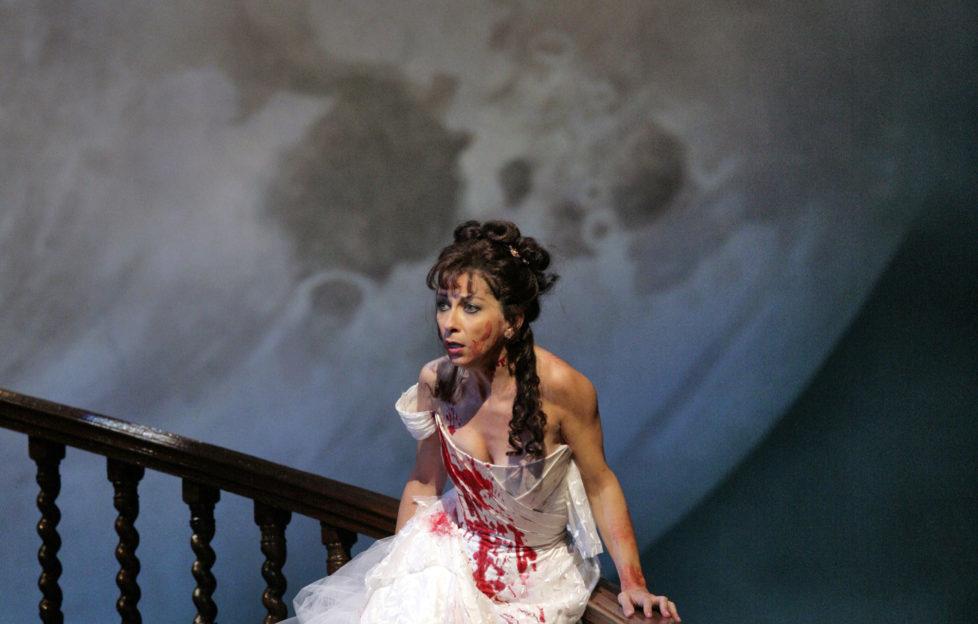 Sir Walter Scott's darker tale, The Bride of Baldoon, gets our critique. Alamy.