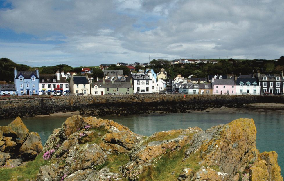 Portpatrick in Galloway is home to an enterprising association. Keith Fergus.