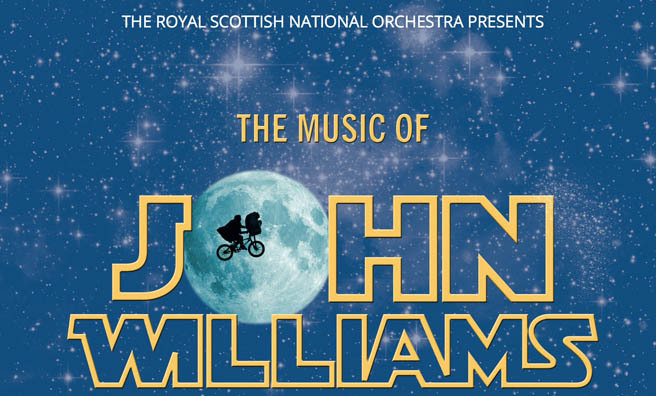 Still proving popular: The Music of John Williams.