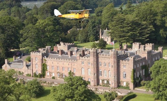 Scone Palace - Scotland's Top Rural Tourism Destination
