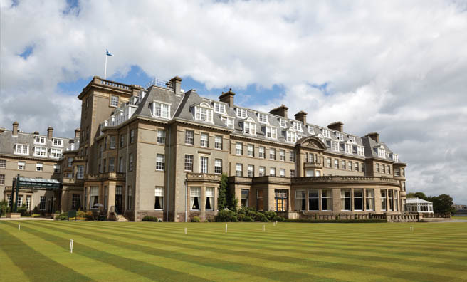 Gavin was part of the group responsible for bringing the Ryder Cup to Gleneagles (Pic: Istockphoto)