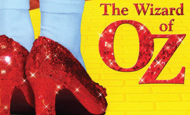 Journey to the Land of Oz this week