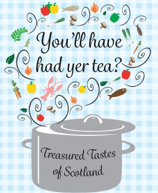 The cover of 'Youll have had yer tea?'