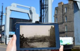 At last - a chance to record Scotland's urban past for future generations.