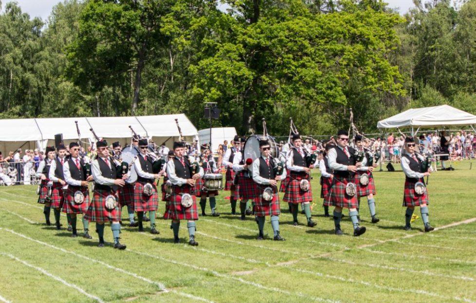 Loch Lomond Highland Games