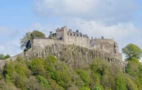 Or cast your vote for the UK's Best Heritage Attraction in Stirling Castle's favour. © Crown Copyright Reproduced Courtesy of Historic Scotland