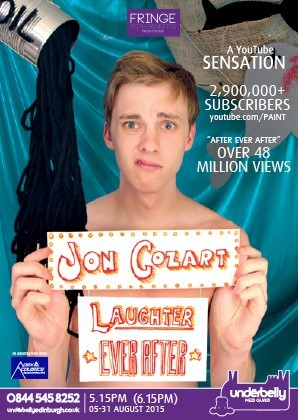 Jon Cozart - live at Underbelly this August