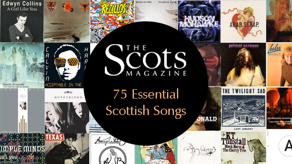 75 Essential Scottish Songs