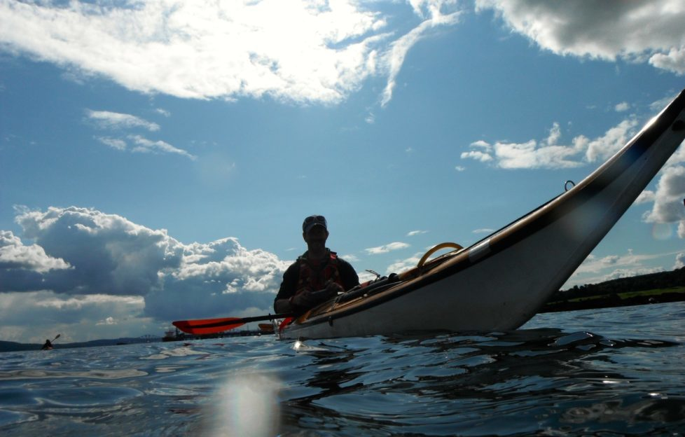 Explore Fife's coast from the water with sea kayaking adventures