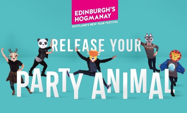 Edinburgh's Hogmanay 2015