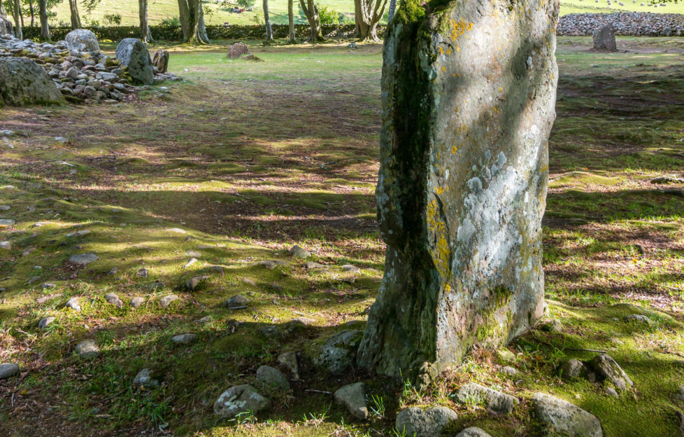 The Clava Cairns - said to have inspired Outlander. Pic: Shutterstock