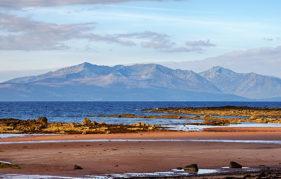 "Arran Mountain Festival celebrates the lie of the island often called ""Scotland in Miniature"""
