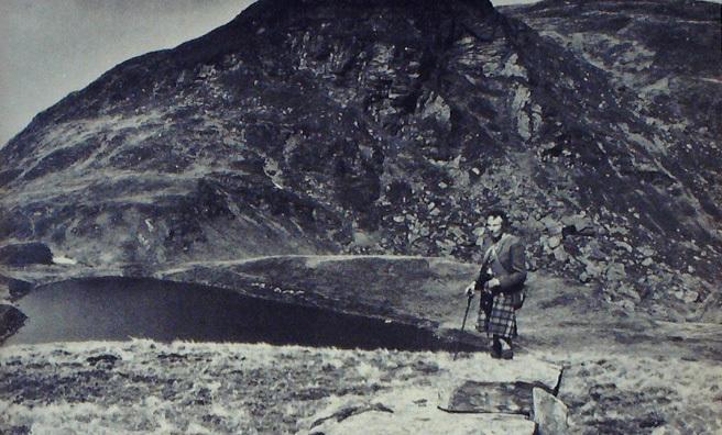 Above Loch Voil