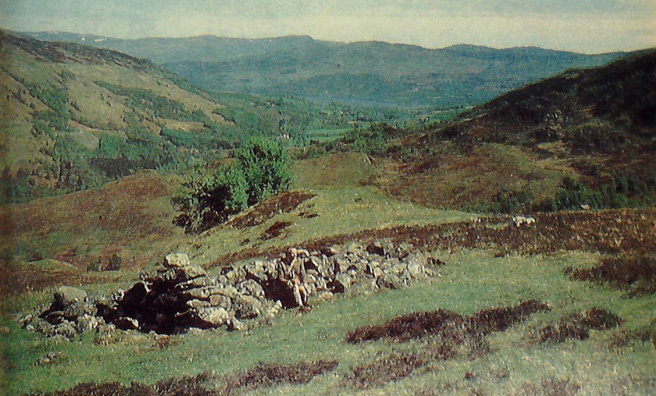 Above Glen Lochay